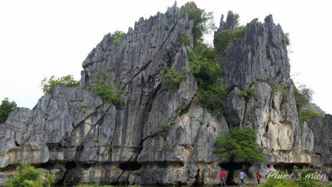 Ba hon - quan dao ba lua 15