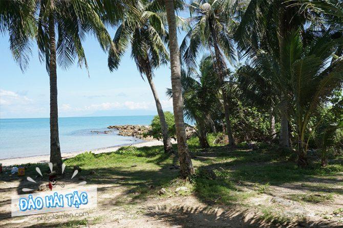 Đảo Hải Tặc ở Kiên Giang