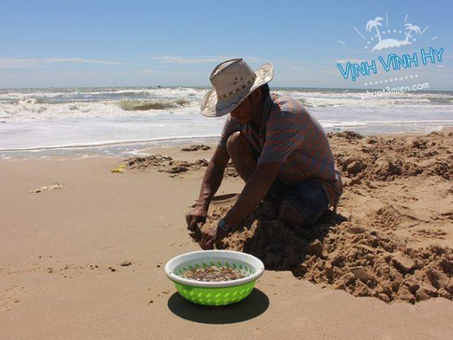 Biển Lagi ở Bình Thuận