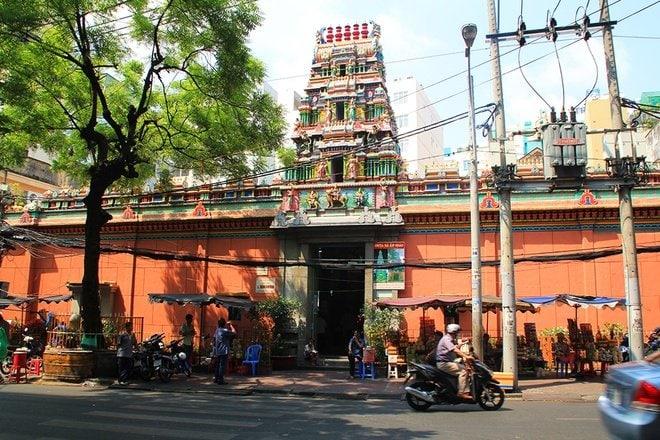 Đền thờ Mariamman