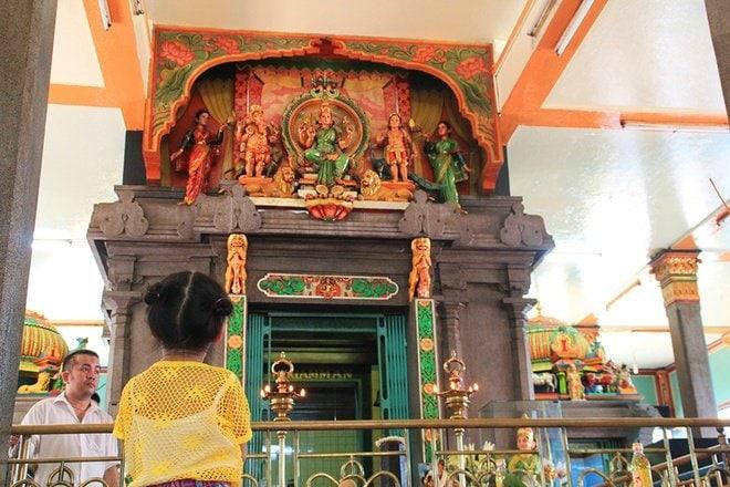 Đền thờ bà Mariamman