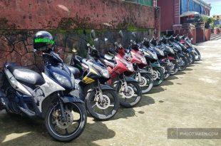 Chỗ cho thuê xe máy ở Huế