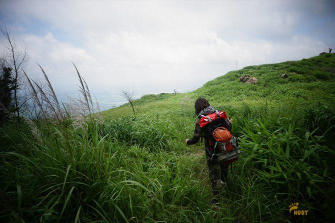 Trekking Mountain chứa chan