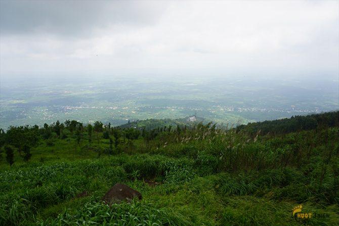 Núi chứa chan ở Xuân Lộc Đồng Nai