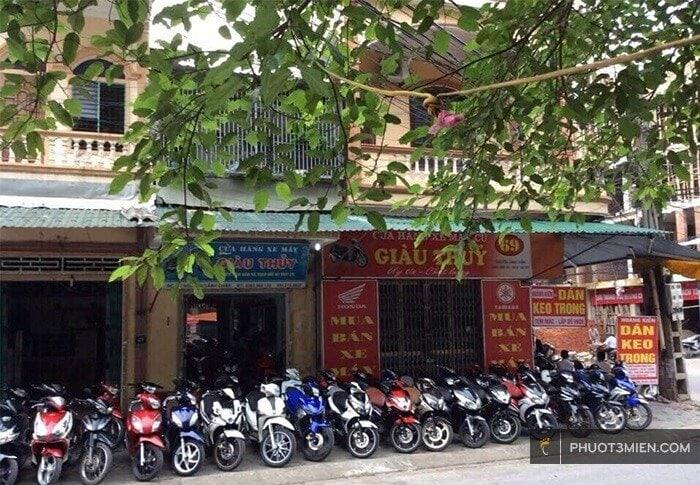 địa chỉ cho thuê xe máy ở cần thơ