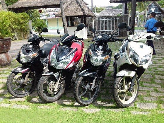 CHo thuê xe máy ở Mũi Né Phan Thiết