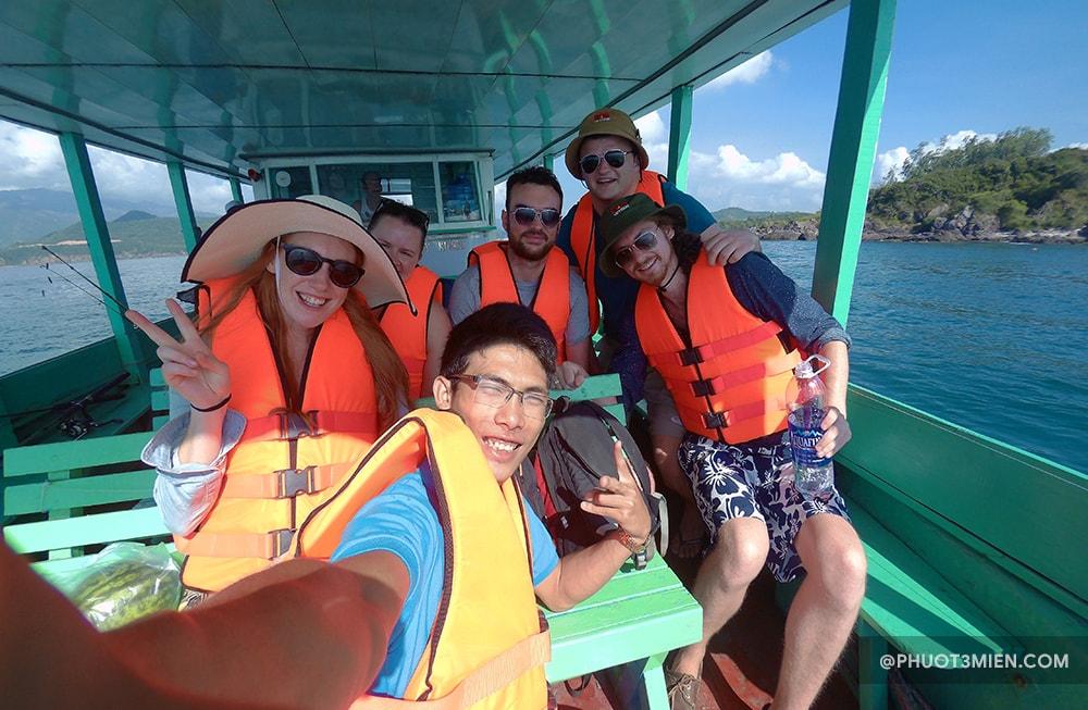 tour san hô việt