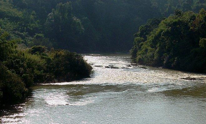 sông đạ huoai
