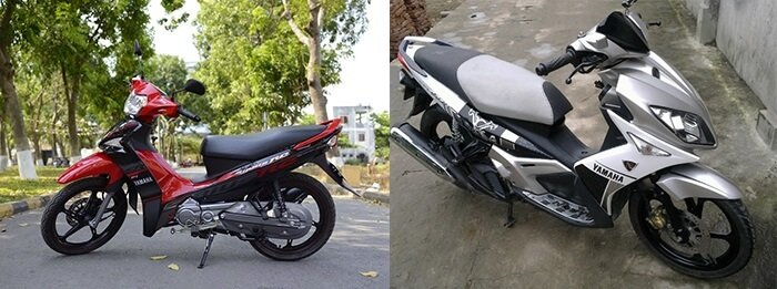 thuê xe máy bike saigon