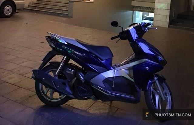 Thuê xe máy ở Phú Nhuận