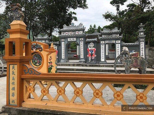 Đền thờ Đức Liễu Hạnh