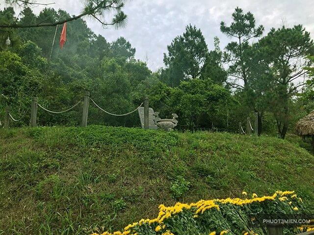 mộ đại tưỡng Võ Nguyên Giáp