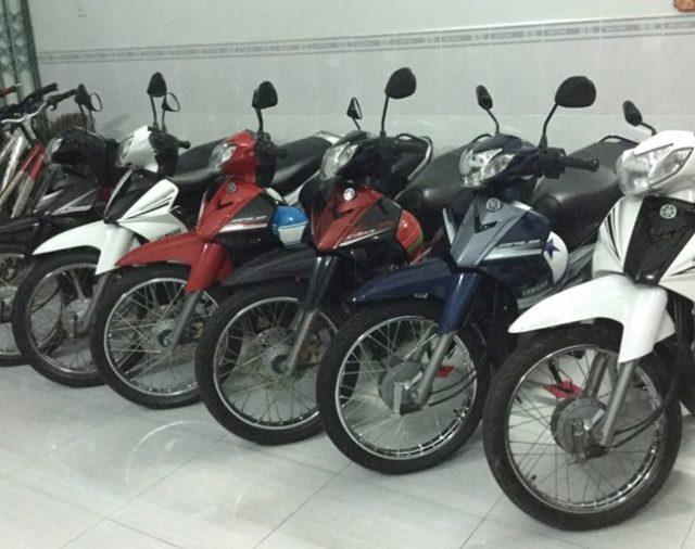 Thuê xe máy ở Kiên Giang