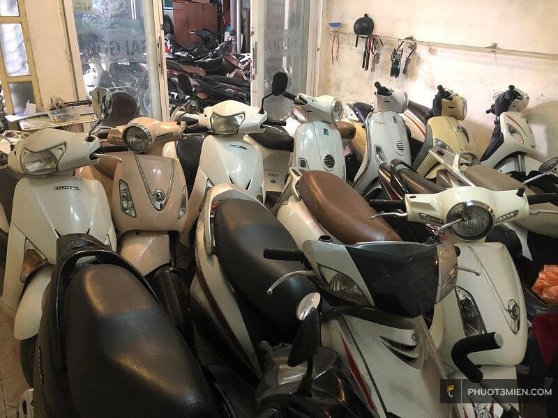 cho thuê xe máy ở đống đa hà nội