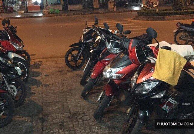 Thuê xe máy ở phú quốc
