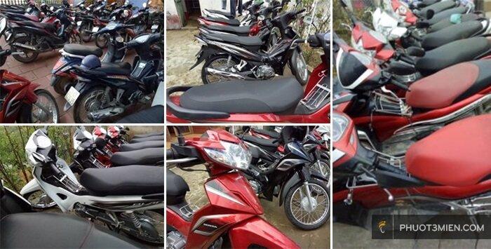 cho thuê xe máy ở Sapa