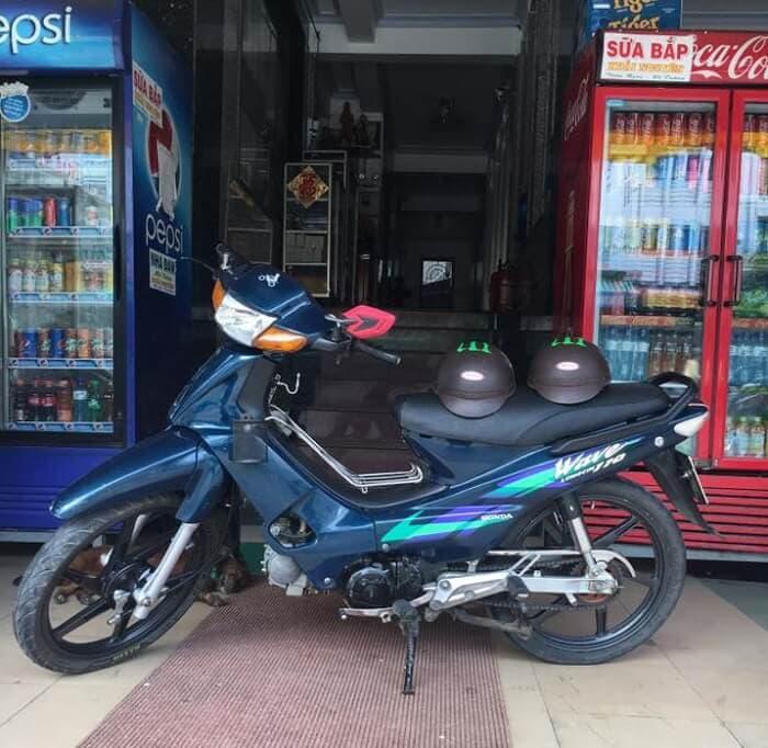 thuê xe máy tại châu đốc