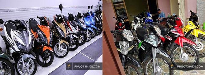 thuê xe máy tại sân bay phú quốc