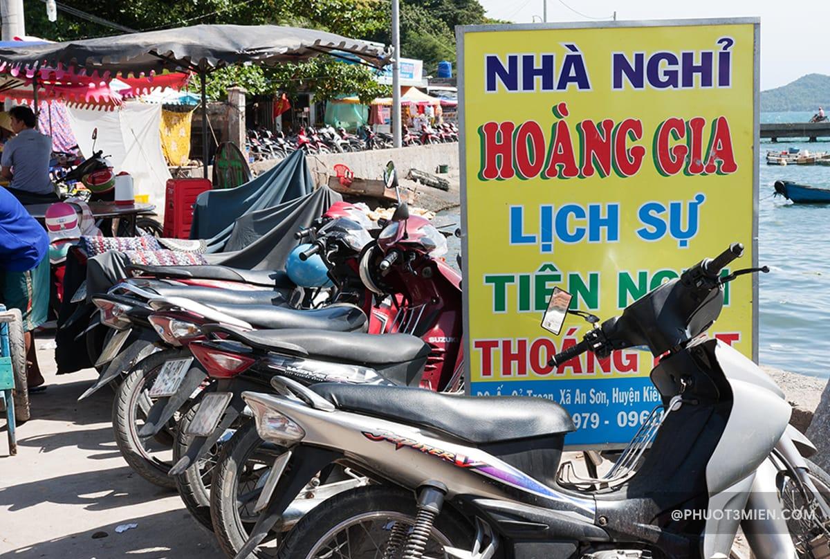 dịch vụ cho thuê xe máy