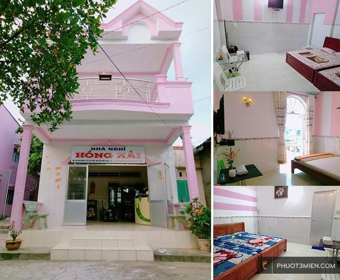 nhà nghỉ hồng hải hòn sơn
