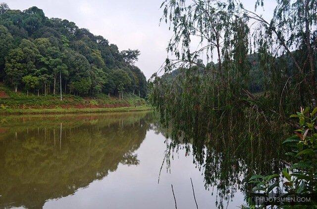 Hồ Dak ke