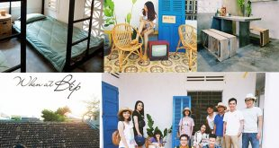 bếp house homestay