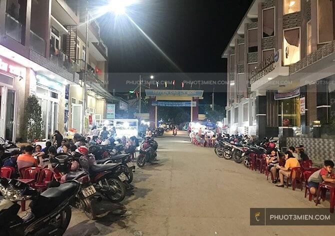 Chợ Đêm Lý Sơn