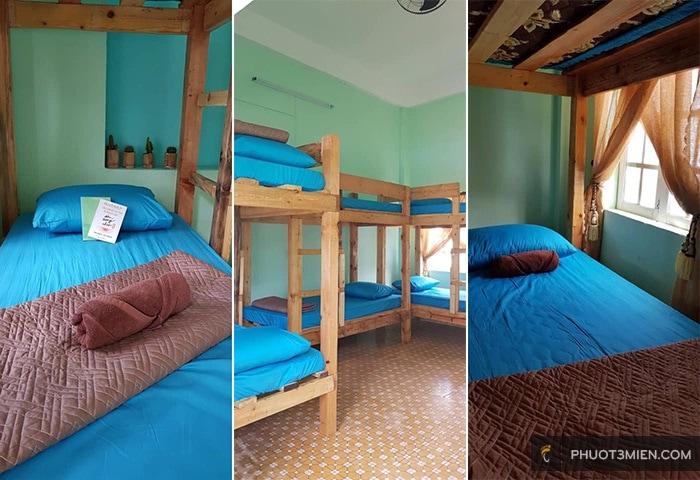 phòng dorm tại homestay