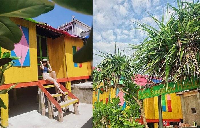 lý sơn bungalow