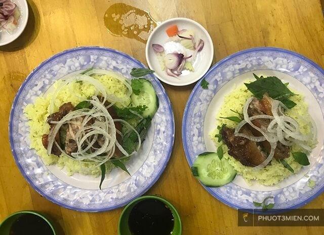 Cơm gà Nhung Quảng Ngãi