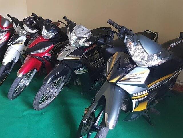 Cho thuê xe máy ở Buôn Mê Thuột