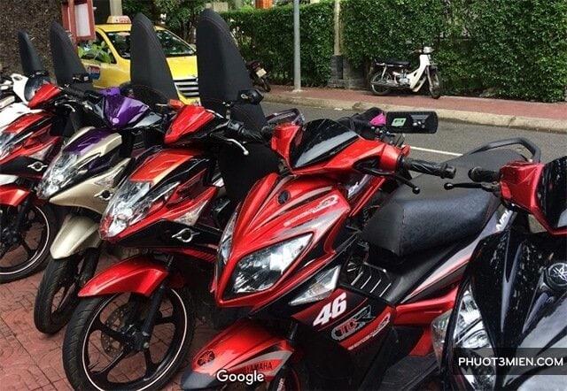 Thuê xe máy ở Côn Đảo