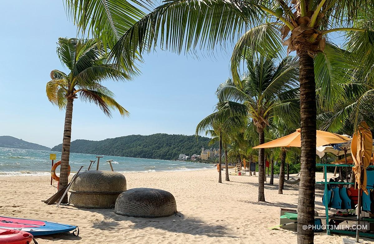 Bãi Khem Phú Quốc tuyệt đẹp