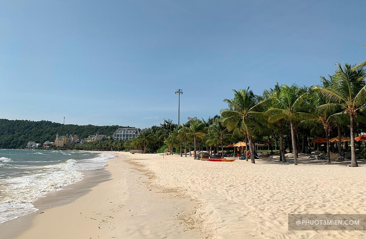 bãi biển Kem