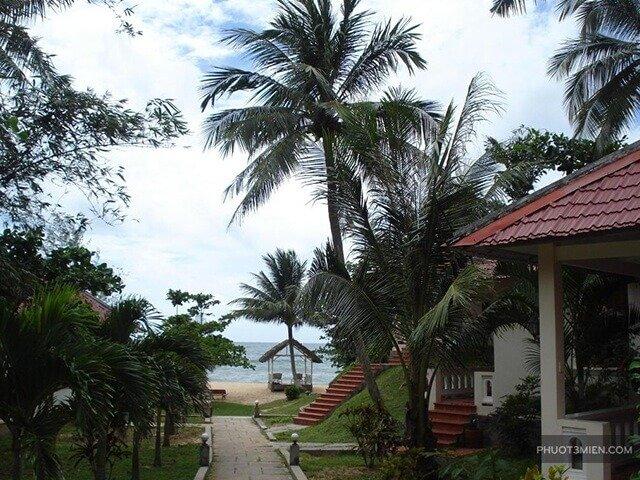 khách sạn gần biển ở phú quốc