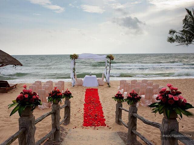 Resort gần biển ở Phú Quốc