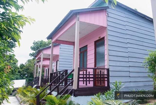 Nhà nghỉ ở Đảo Hải Tặc Kiên Giang
