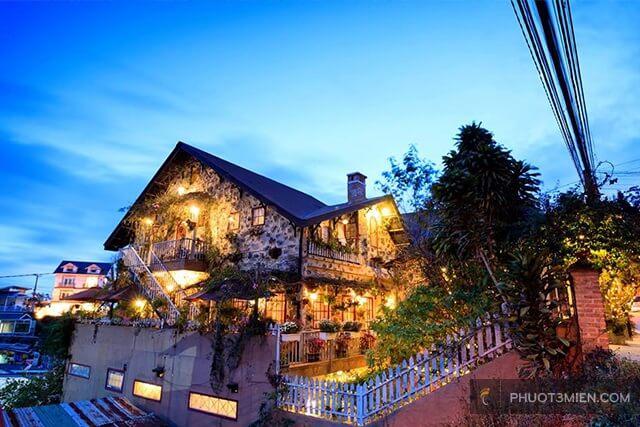 Villa Hoa Đá ở Đà Lạt