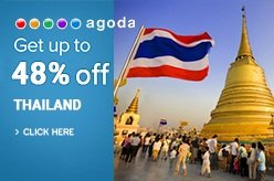 agoda thailand
