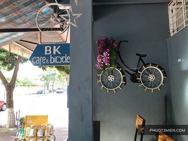 Quán cafe ở Quảng Bình