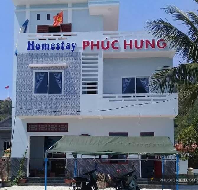 Homestay ở Cù Lao Xanh