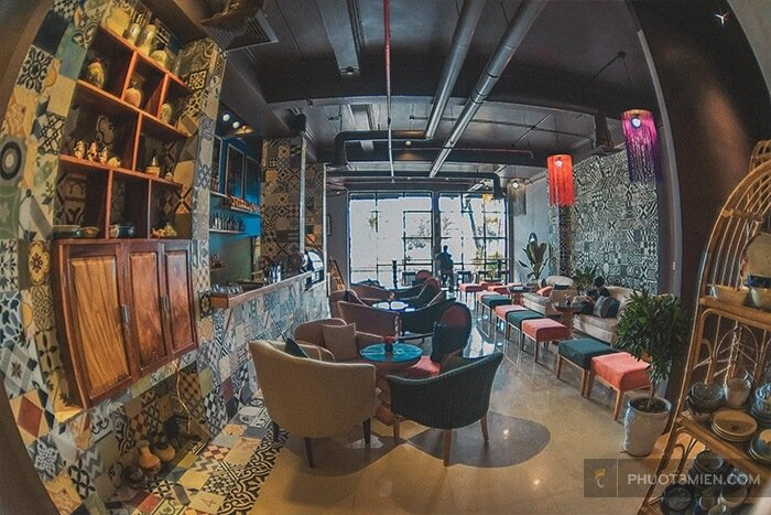 Hotel geminai & cafe ở đồng hới