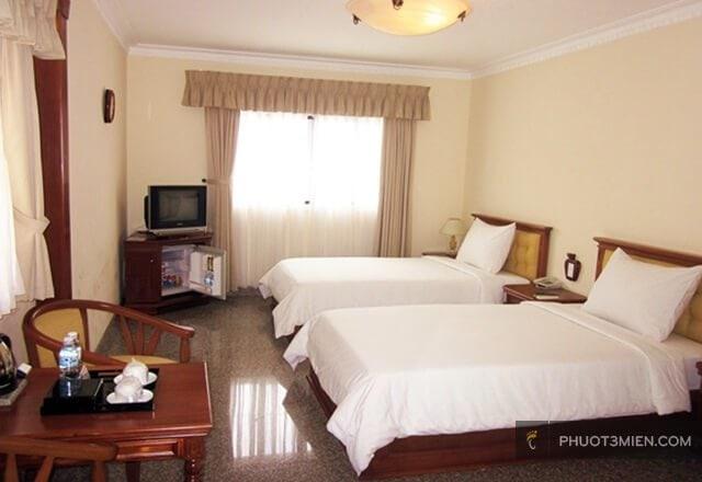 Nhà nghỉ hiền được Đảo Phú Quý