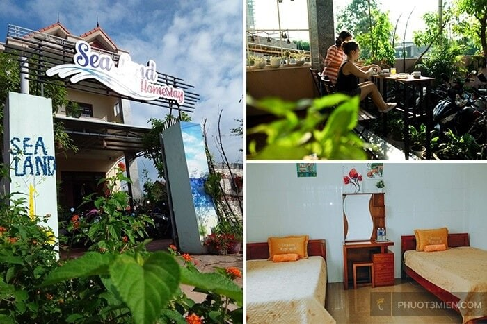 sealands homestay đồng hới