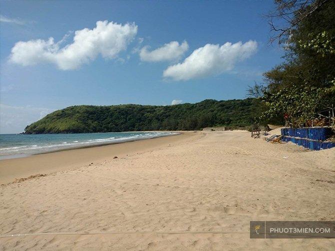 Bãi Đầm Côn Đảo
