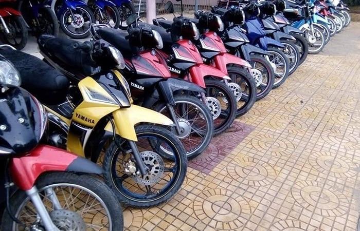 Dịch vu cho thuê xe máy ở Phan Rang Ninh Thuận