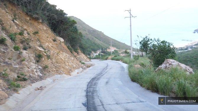 đường xuống kỳ co