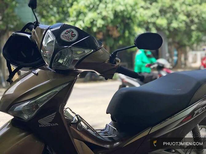 Thuê xe máy uy tín ở Phan Rang