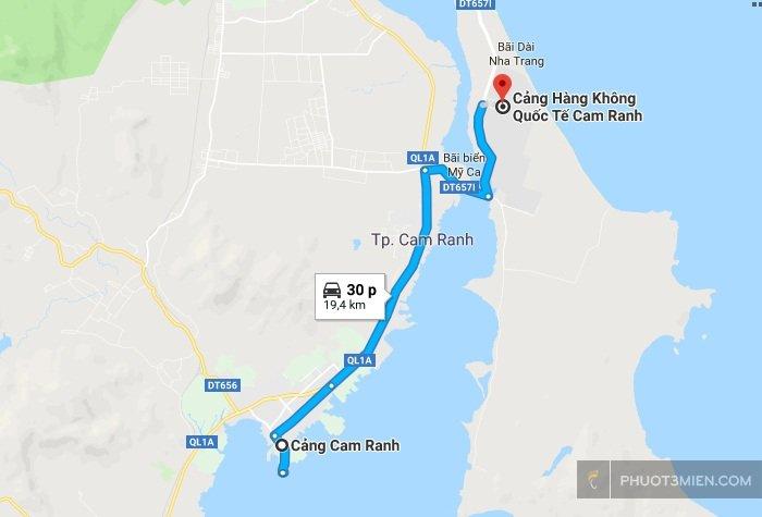 cảng cam ranh