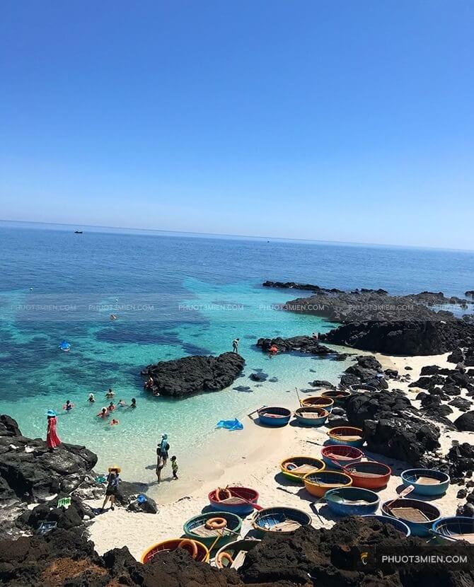 đảo bé lý sơn